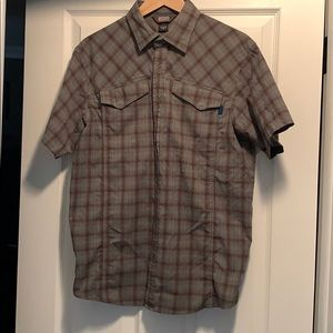 Outdoor Research hiking button down